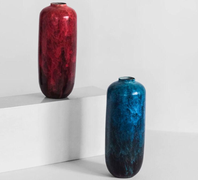 Graphic design stylish vase (Demo)